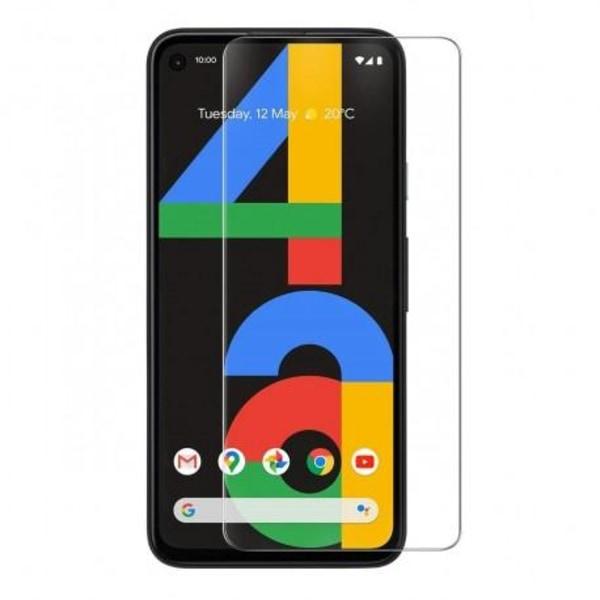 3-PACK Google Pixel 4a 4G/LTE Premium Skärmskydd CrystalClear® Transparent