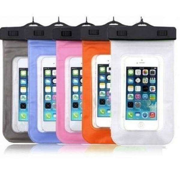 Vattentät Väska med Touchfunktionalitet Orange
