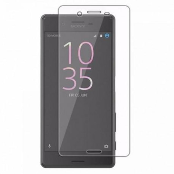 3-PACK Xperia X Premium Skärmskydd CrystalClear® Transparent