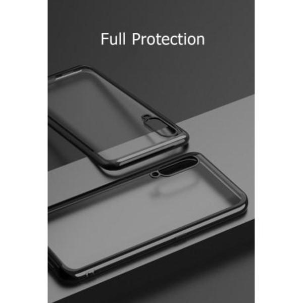 Huawei Y6 2019 Stötdämpande Gummiskal Svart
