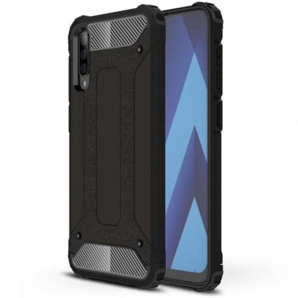 Samsung A50 Stöttåligt Skal SlimArmor® (SM-A505FN) Svart