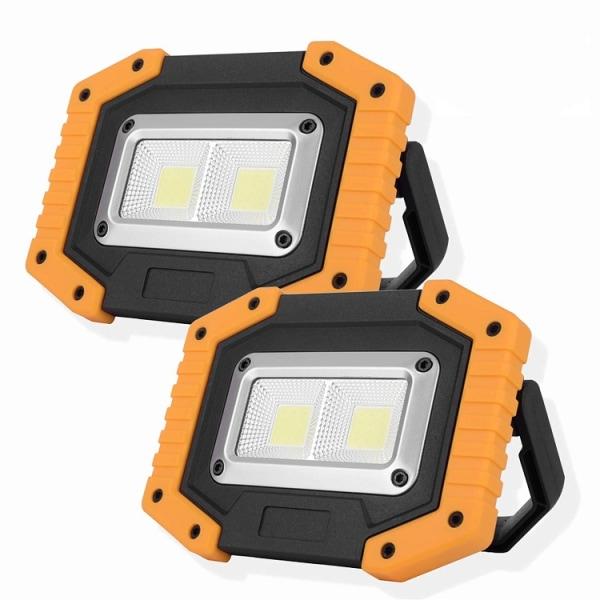 Multilampa LED med många användningsområden