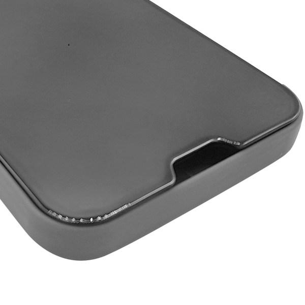 Mirror Case kompatibel med iPhone 12 Pro Max | Svart Svart
