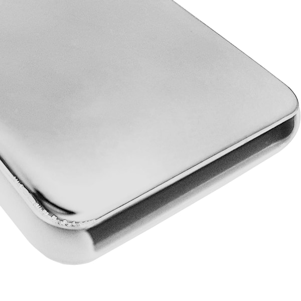 Mirror Case kompatibel med Samsung Galaxy S10   Silver Silver