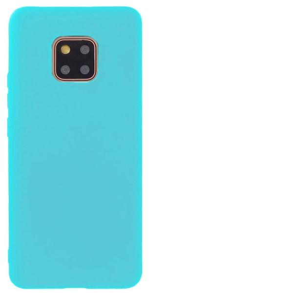 Huawei Mate 20 Pro Telefon Mobilskal Mjukt Ultra-Slim Turkos Turkos