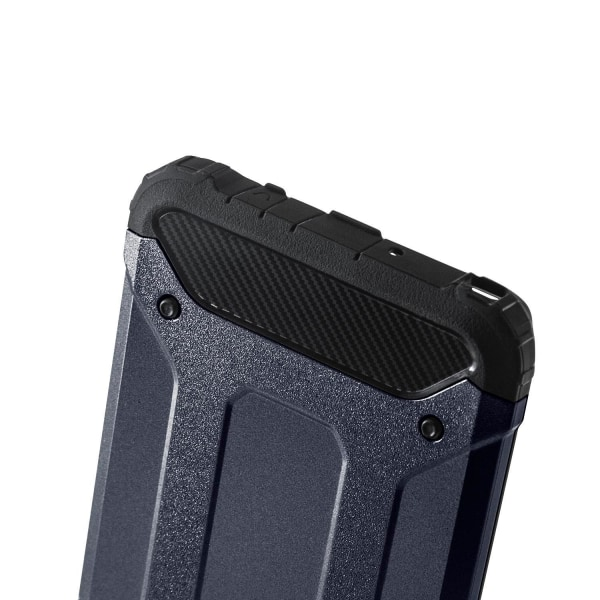 Hybrid Mobil Skal till Samsung Galaxy Note 9   Blå   TPU och Pla Blå