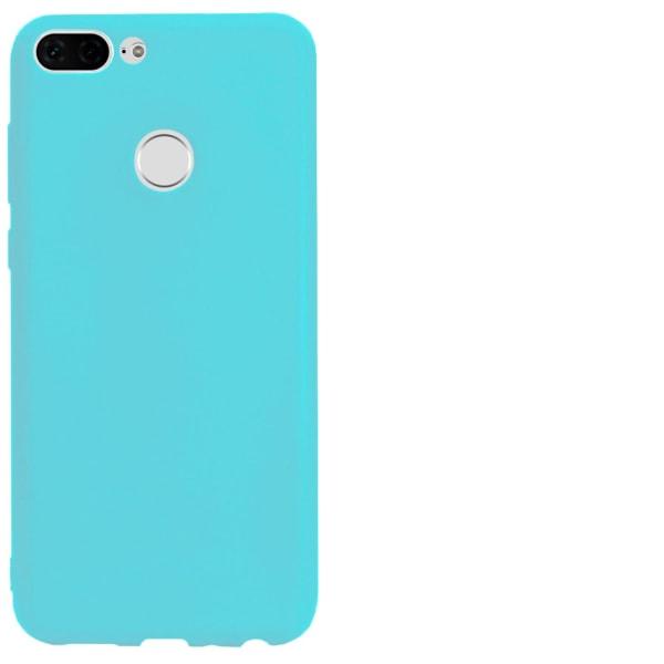 Matt Mjukt Skal för Huawei Honor 9 Lite Skydd Ultra-Slim Turkos Turkos