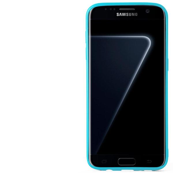 Mjukt Tunntskal för Samsung Galaxy S6 Ultra-Slim Turkos Turkos