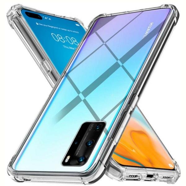 Shockproof silikon skal Huawei P40 Pro (ELS-AN00)