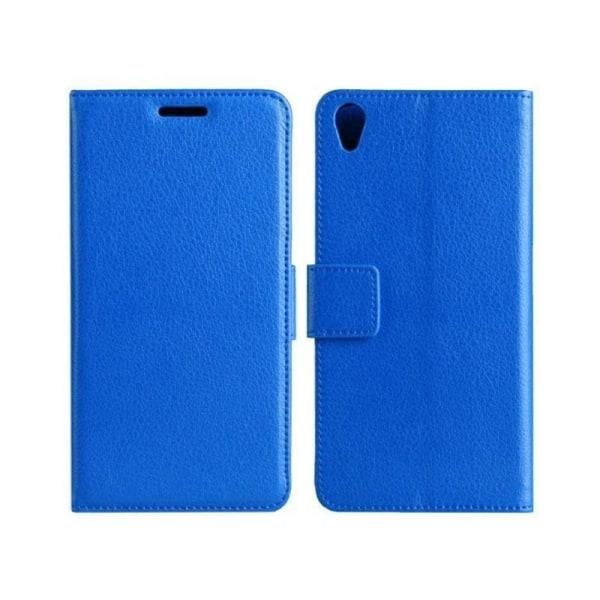 Mobilplånbok 2-kort Sony Xperia Z5 Premium (E6853) Blå