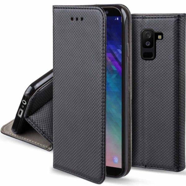 Moozy Smart Magnet FlipCase Samsung Galaxy A6 Plus 2018 (SM-A610