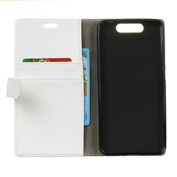 Mobilplånbok 2-kort ZTE Blade V8 Vit
