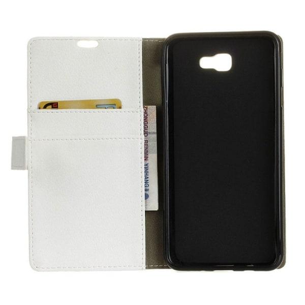 Mobilplånbok 2-kort Samsung Galaxy J4 Plus 2018 (SM-J415F) Vit