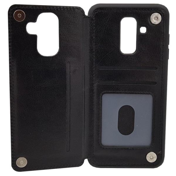 Mobilskal Business 3-kort Samsung Galaxy A6 Plus (SM-A605F)