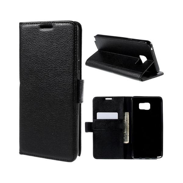 Mobilplånbok 2-kort Samsung Galaxy Note 5 (SM-920C) Svart