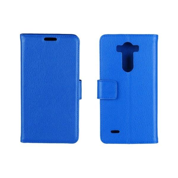 Mobilplånbok 2-kort LG G3s (D722) Blå