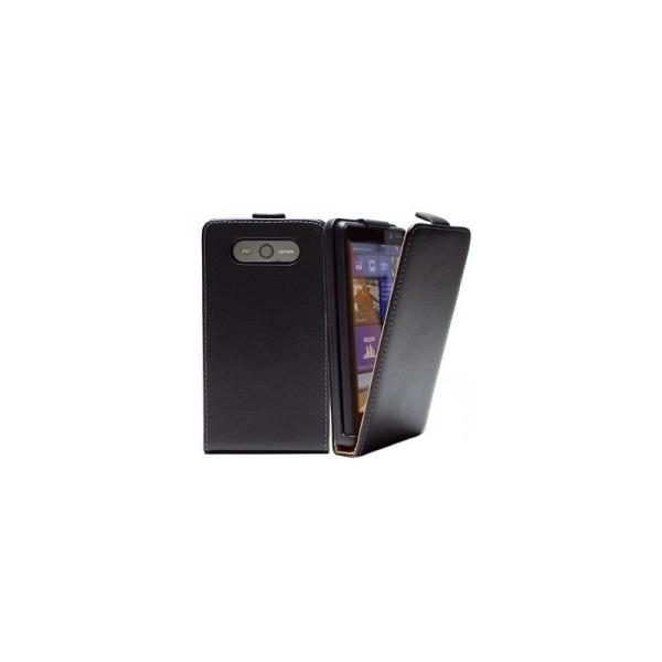 Flipfodral Nokia Lumia 820 (RM-825) Vit