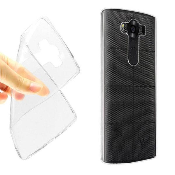 Silikon skal transparent LG V10 (H960)