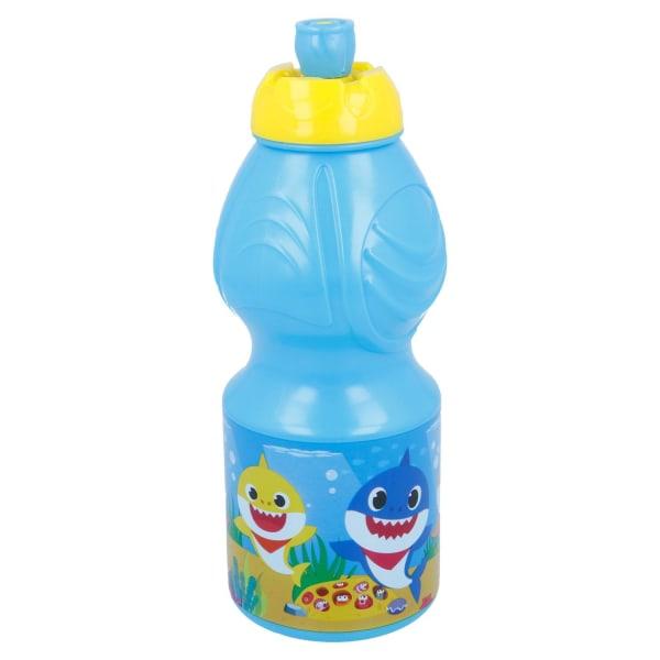 Vattenflaska Baby Shark Blå