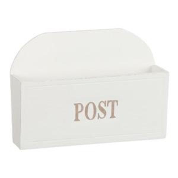 Postlåda White