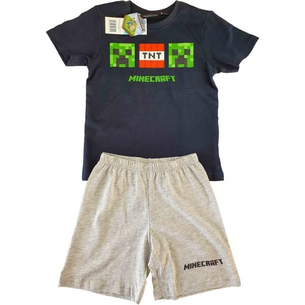 Minecraft Pyjamas Green 140