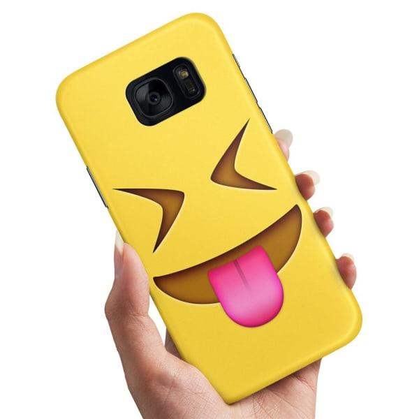 Samsung Galaxy S7 - Skal / Mobilskal Emoji / Smiley