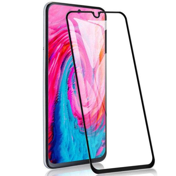 2-Pack Skärmskydd - Xiaomi Redmi Note 9 Pro - Heltäckande Glas