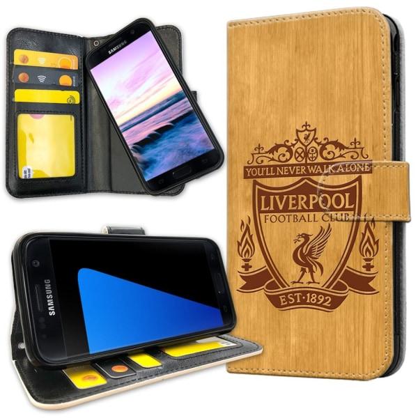Samsung Galaxy S7 - Plånboksfodral Liverpool