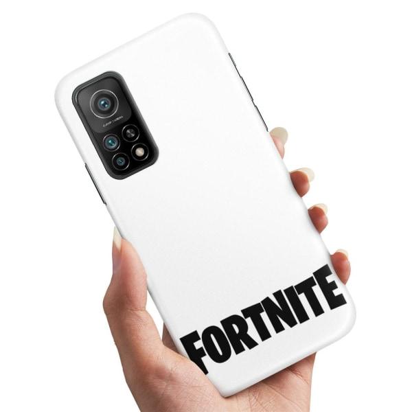 Xiaomi Mi 10T - Skal / Mobilskal Fortnite