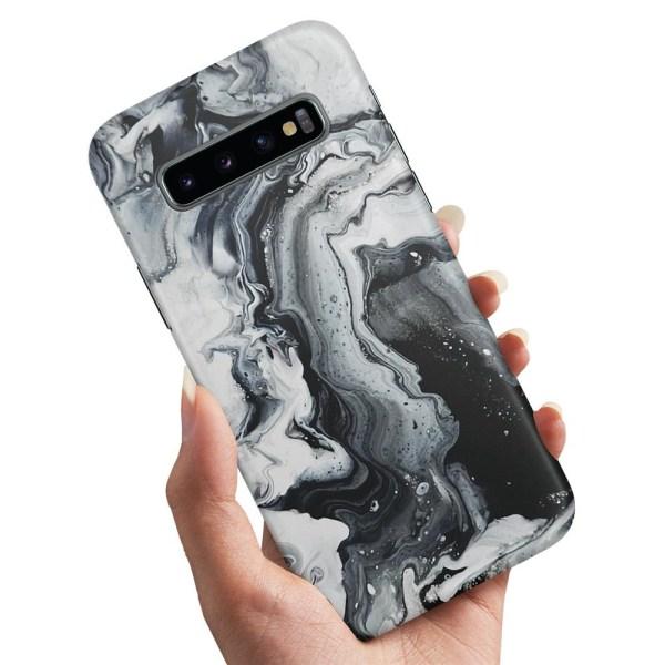 Samsung Galaxy S10 - Skal / Mobilskal Målat Konst