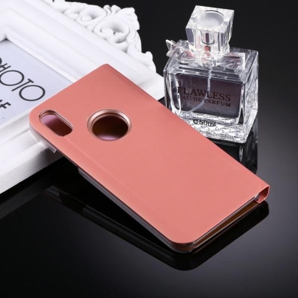 iPhone 6/6s - Mobilfodral / Fodral Spegel - Flera färger Ljusrosa