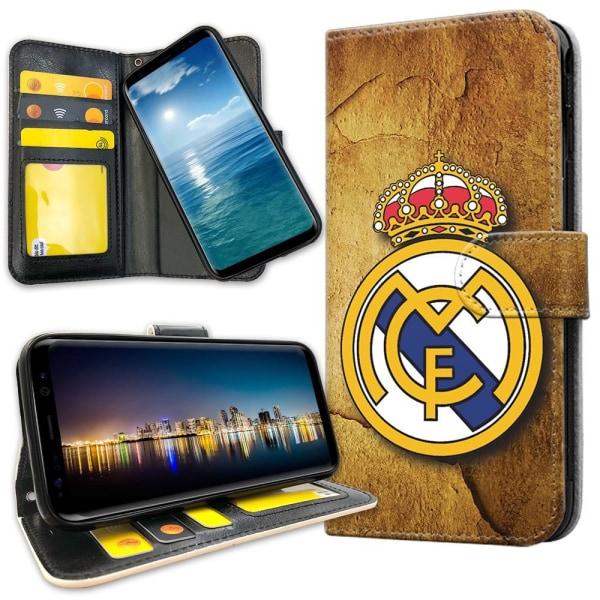 Xiaomi Mi 9T - Plånboksfodral Real Madrid
