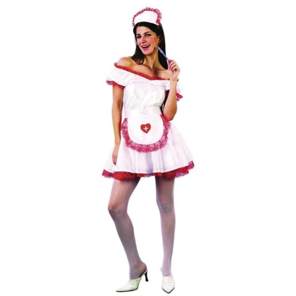 Sjuksköterska Budget Maskeraddräkt - Halloween & Maskerad