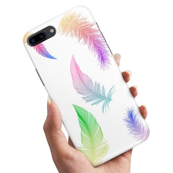 Huawei Honor 10 - Skal / Mobilskal Fjädrar