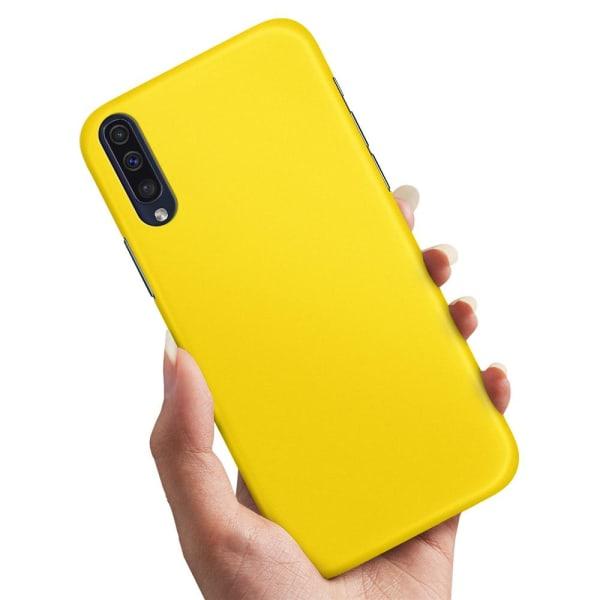 Huawei P30 - Skal / Mobilskal Gul Gul