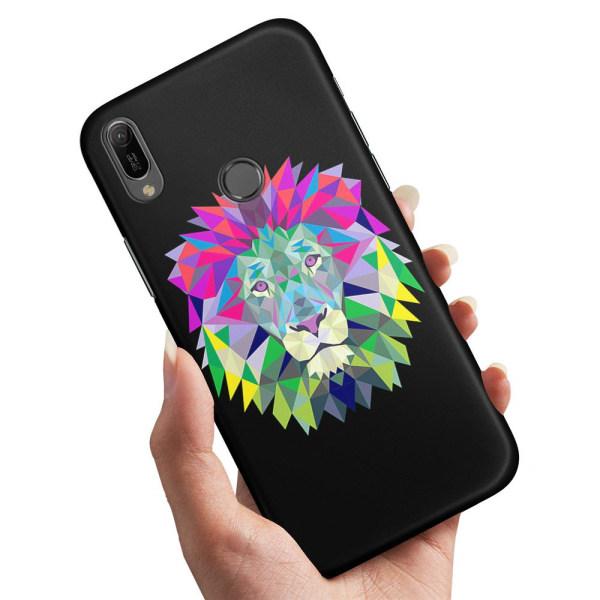 Xiaomi Mi A2 Lite - Skal / Mobilskal Lejon