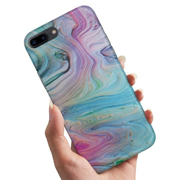 Huawei Honor 10 - Skal / Mobilskal Målarfärg Mönster