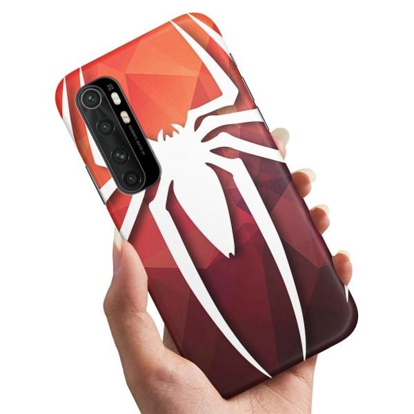 Xiaomi Mi 10T Lite - Skal / Mobilskal Spider-Man Symbol