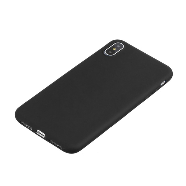 iPhone XR - Skal / Mobilskal Lätt & Tunt - Svart Svart