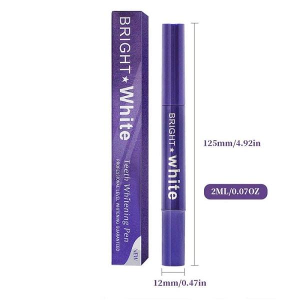 Tandblekningspenna -  Gör Tänder Vitare - Tandblekning