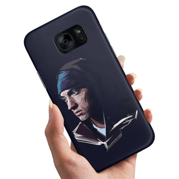 Samsung Galaxy S7 Edge - Skal / Mobilskal Eminem