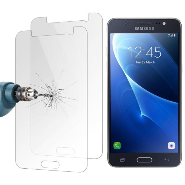 Skärmskydd - Samsung Galaxy J5 (2016) - Härdat Glas / Skyddsglas