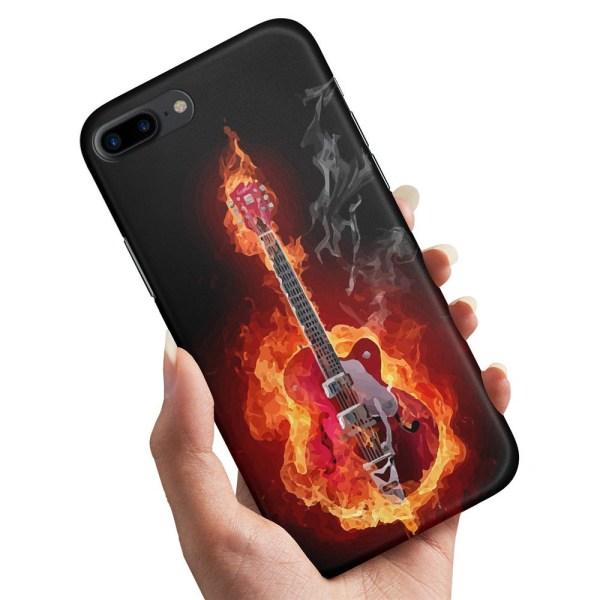 Huawei Honor 10 - Skal / Mobilskal Hell Guitar