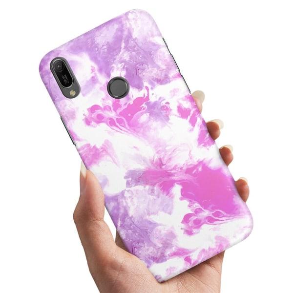 Huawei P20 Lite - Skal / Mobilskal Marmor