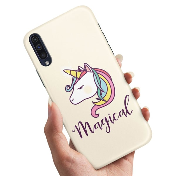 Huawei P20 - Skal / Mobilskal Magisk Ponny