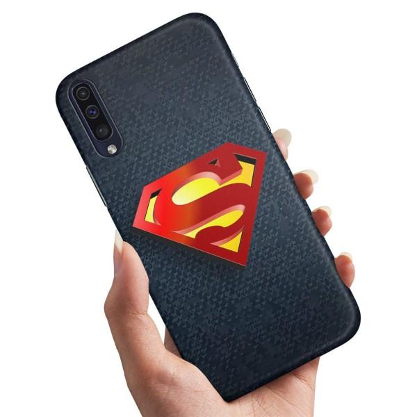Huawei P30 - Skal / Mobilskal Superman Märke