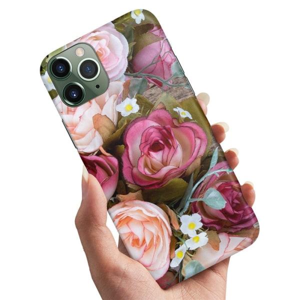 iPhone 11 - Skal / Mobilskal Blommor