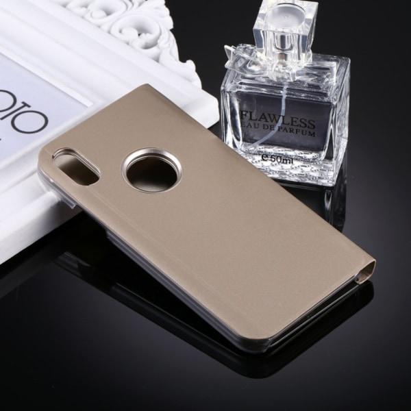 iPhone 6/6s - Mobilfodral / Fodral Spegel - Guld Guld