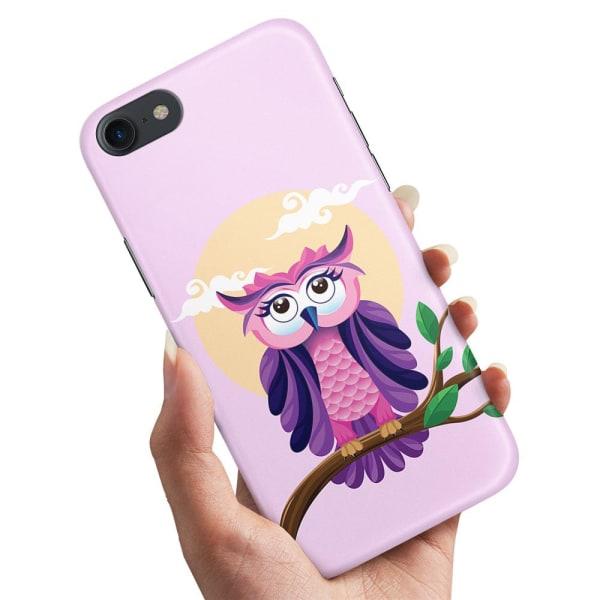 iPhone 6/6s Plus - Skal / Mobilskal Fin Uggla