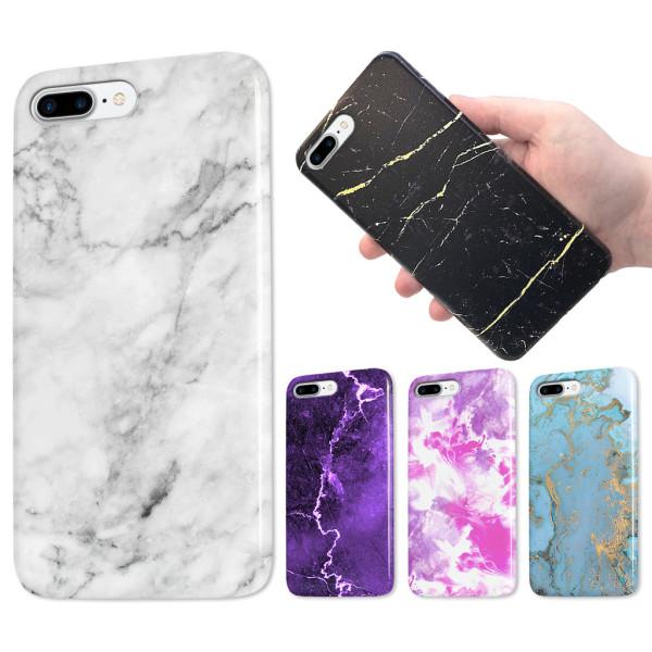 iPhone 7 Plus - Marmor Skal / Mobilskal - Över 60 Motiv 48
